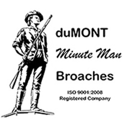 dumont-minute-man-logo